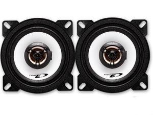 """Alpine SXE-1025S 4"""" 2way Speakers-0"""