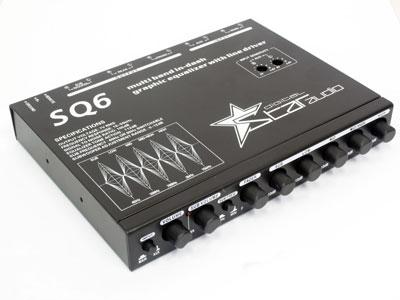 Fire StarAudio 6band Car Audio Equalizer-0