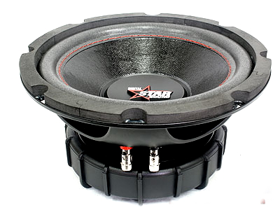 Starsound 2000w 8″ SVC Subwoofer