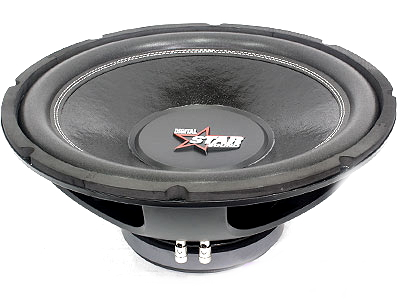 Starsound 15″ SVC 3000w Subwoofer