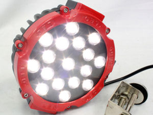 SUV Round 17LED Heavy Duty Spotlamp -0