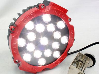 SUV Round 17LED Heavy Duty Spotlamp