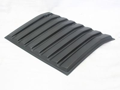 Ford Ranger 2012 Plastic Bonnet Vents (pair)