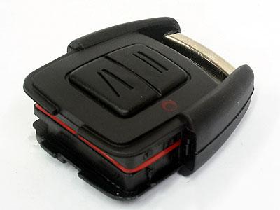 Opel Corsa 2 button Blank Key Unit