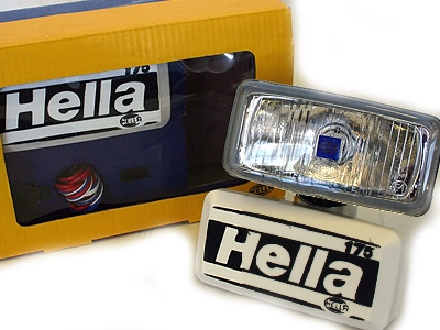 Hella 175 Universal Spotlamps