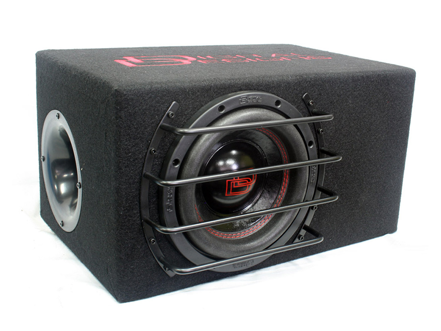 Digital Design Mini 8″ Subwoofer and Enclosure Combo