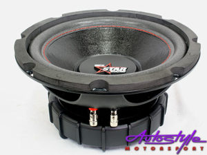 "Starsound 2000w 8"" SVC Subwoofer-0"