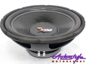 "Starsound 15"" SVC 3000w Subwoofer-0"