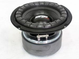 "Targa 6"" 300rms Dual Voice Coil Subwoofer-0"