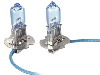 Philips H3 55w CrystalVision Headlight Bulbs-0