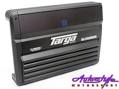 Targa Warrior Series 600rms Amplifier-0