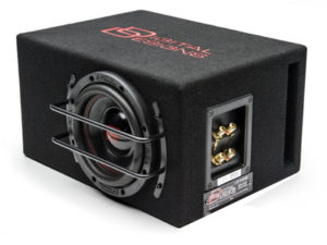 "Digital Design DDLESO6-D2 6"" Compact Sub and Enclosure-0"