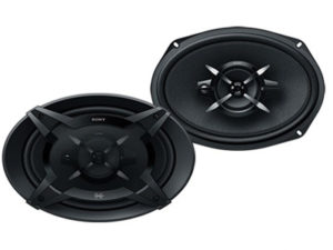 "Sony XS-FB6930 450w 6x9"" 3way Speakers-0"