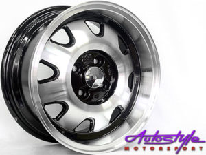 "15"" GR5829 Classic Cup 4/100 Alloy Wheels-0"