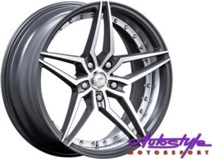 "19"" A-Line Dyno 5/120 Alloy Wheels-0"
