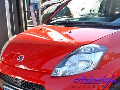Daihatsu Sirion 2005-2011 Replacement Bonnet