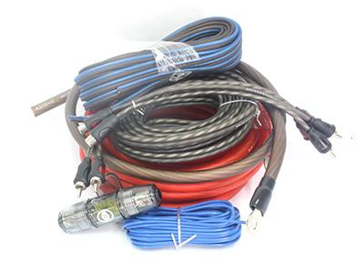 Reference Audio RA-EL4 4gauge Wiring Kit