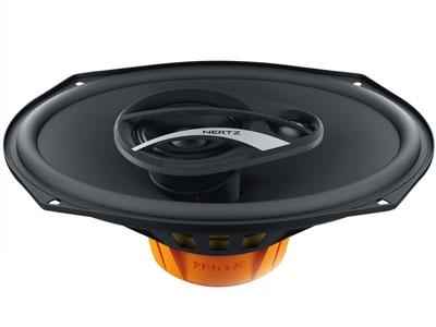 Hertz DCX 690.3 180w 6×9″ Speakers