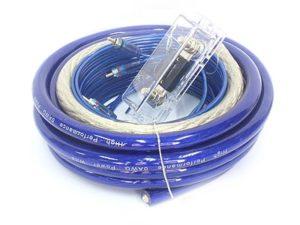 Fire StarAudio DSA-Kit10 800w 0 Gauge Wiring Kit-0