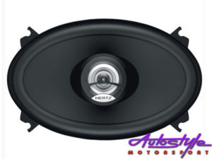 "Hertz DCX 460.3 80w 6x4"" speakers-0"