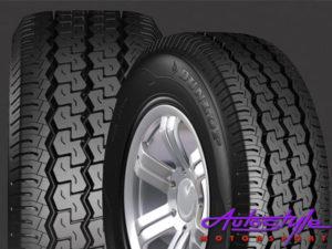 """195 R14"""" Dunlop SP LT-11 Tyres-0"""