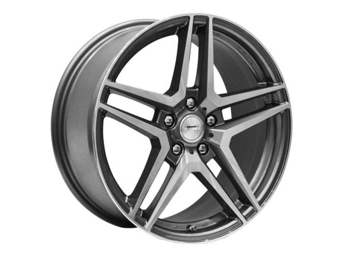 14″ A-Line Jagged 4/100 & 4/108 Alloy Wheels