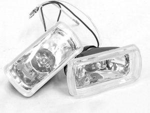 WQ Series Universal Bumper Spotlights (10x5cm)-0