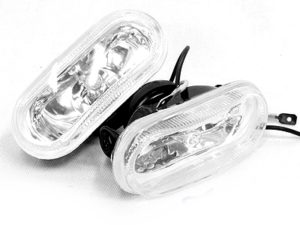 WQ Series Universal Bumper Spotlights (9x4cm)-0