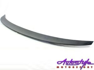 Suitable for F32 Plastic Lip Bootspoiler-0