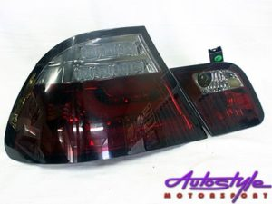 Suitable for S46 LED Red & Smoke Tailights-0