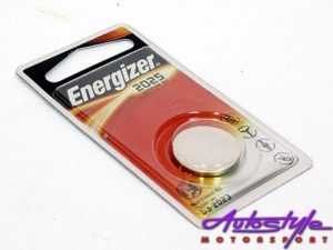 CR2025 3v Lithium Remote Battery (each)-0