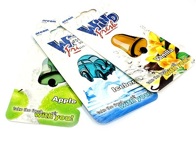 Wind Fresh Gel Air Freshener