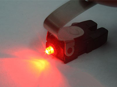Nano Super Bright Red LED Bicycle Brakelight