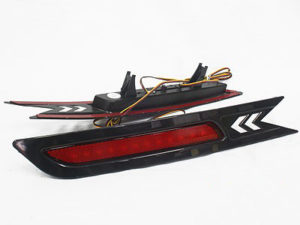 Honda CRV Rear Foglamps (2010-2013)-0