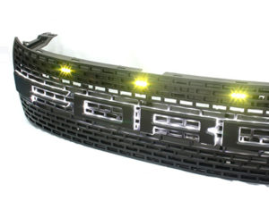 Ford Ranger LED & Backlit Logo Grille Kit-0
