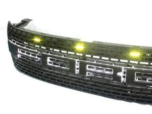 Ford Ranger LED & Backlit Logo Grille Kit-0