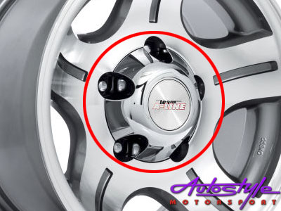 Replacement Cap for A-Line Cruiser Wheel