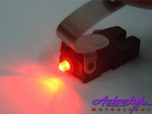 Nano Super Bright Red LED Bicycle Brakelight-0