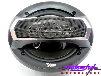 "Starsound 6"" 3way Midrange Speakers-0"