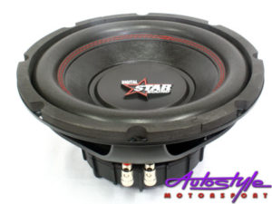 "Starsound 10"" 2100w SVC Subwoofer-0"