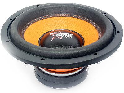 Starsound Spectrum Orange Series 6500w dvc Subwoofer