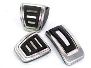 OEM Style Alluminium Pedals for VW Golf /Audi-0