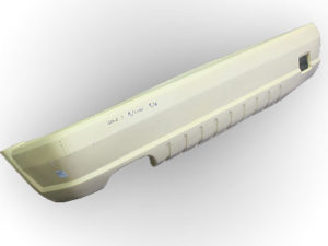 VW Golf MK1 R-Line Design Rear Bumper-0