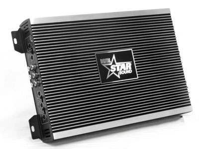 Starsound Hazard Series 5200 4channel Amplifier