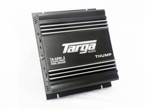 Targa Thump Series 55rms x 2 amplifier-0