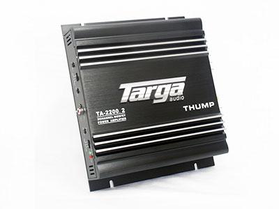 Targa Thump Series 55rms x 2 amplifier