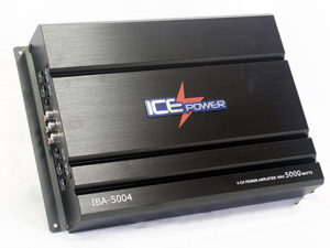 Ice Power IBA Series 7000w 1ohm Amplifier-0