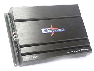 ICE Power IBA Series 5000w 4channel Amplifier