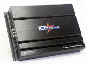 ICE Power IBA Series 5000w 4channel Amplifier-22332