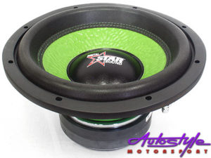 Starsound Spectrum Green Series 6500w dvc Subwoofer-0
